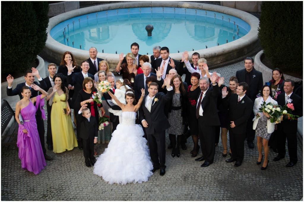 svadba zámok Topolčianky