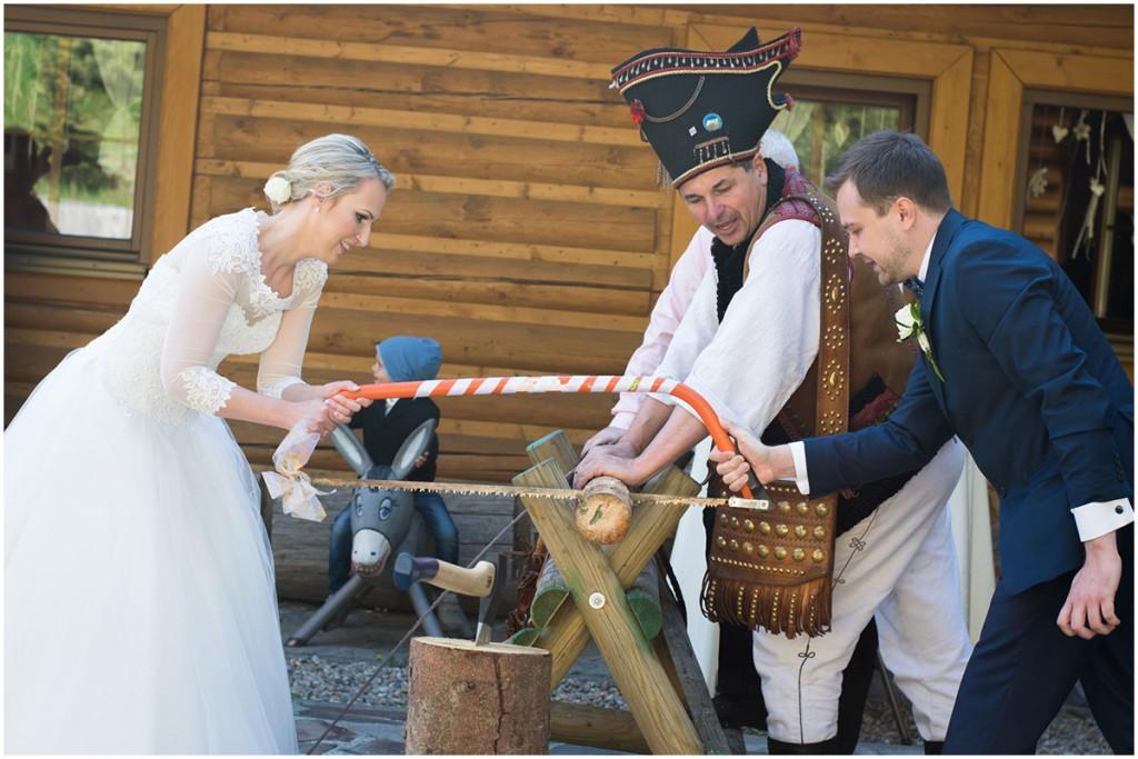 svadba Oščadnica hotel Marlene
