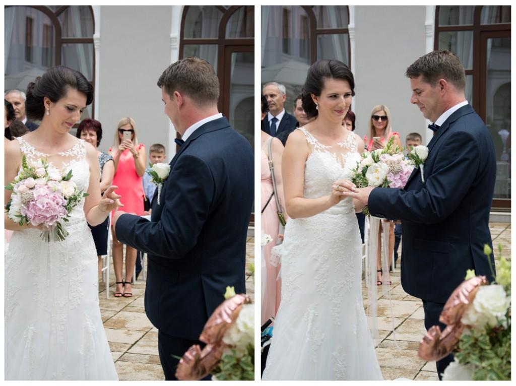 svadba pod holým nebom