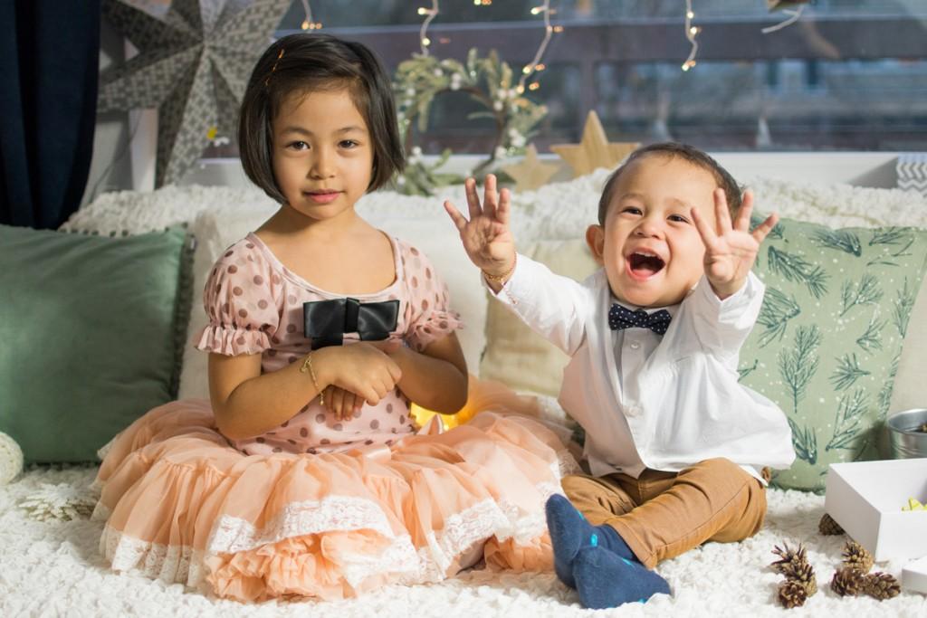 christmas family photoshooting zilina