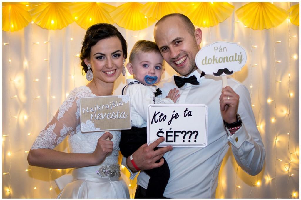 svadobný fotokútik