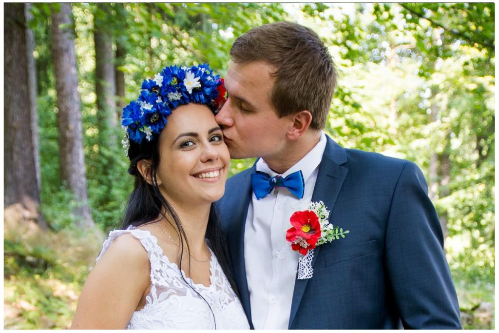 folklórna svadba