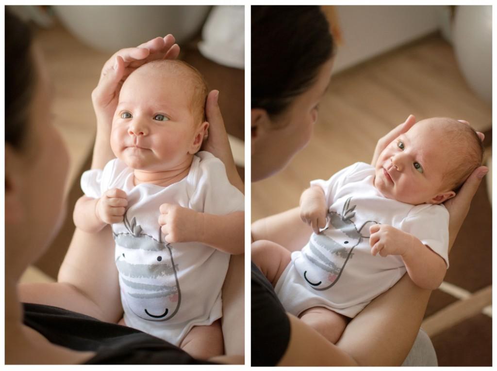 lifestylové novorodenecké fotenie