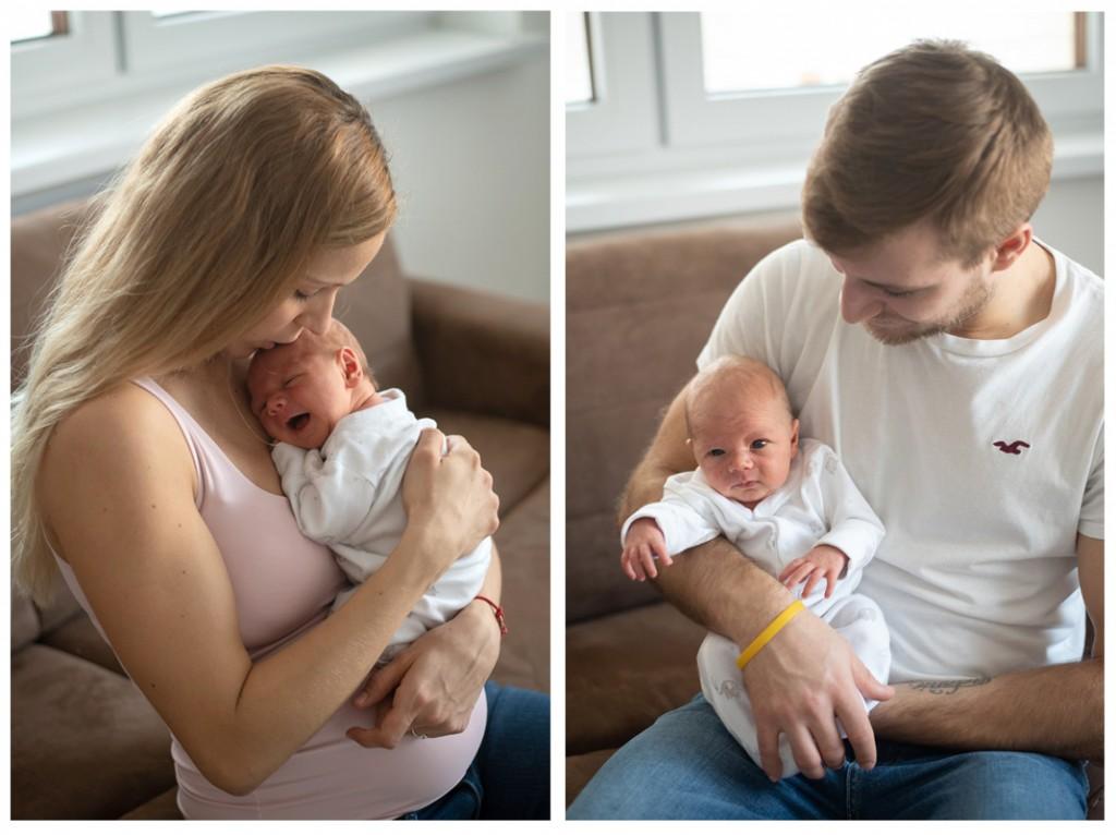 novorodenecké lifestylové fotenie