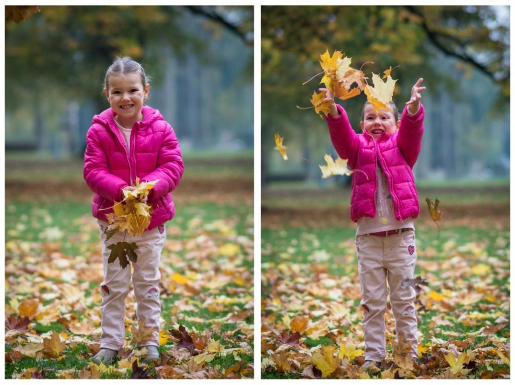jesenné fotenie